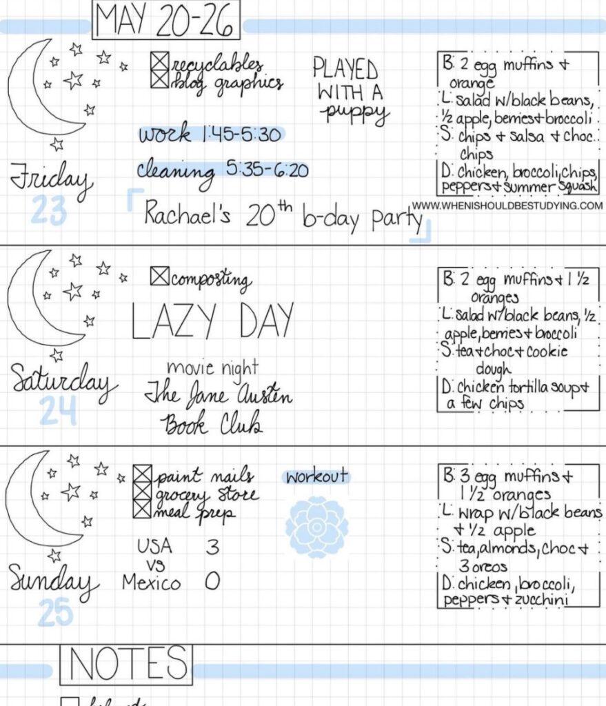horizontal-bullet-journal-weekly-whenishouldbestudying
