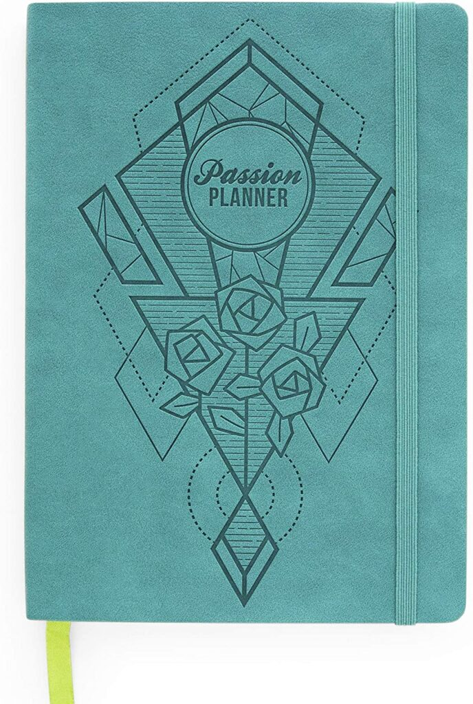 passion planner for all your goals and dreams