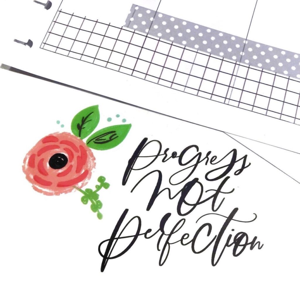progress-not-perfection-planningwithloveand