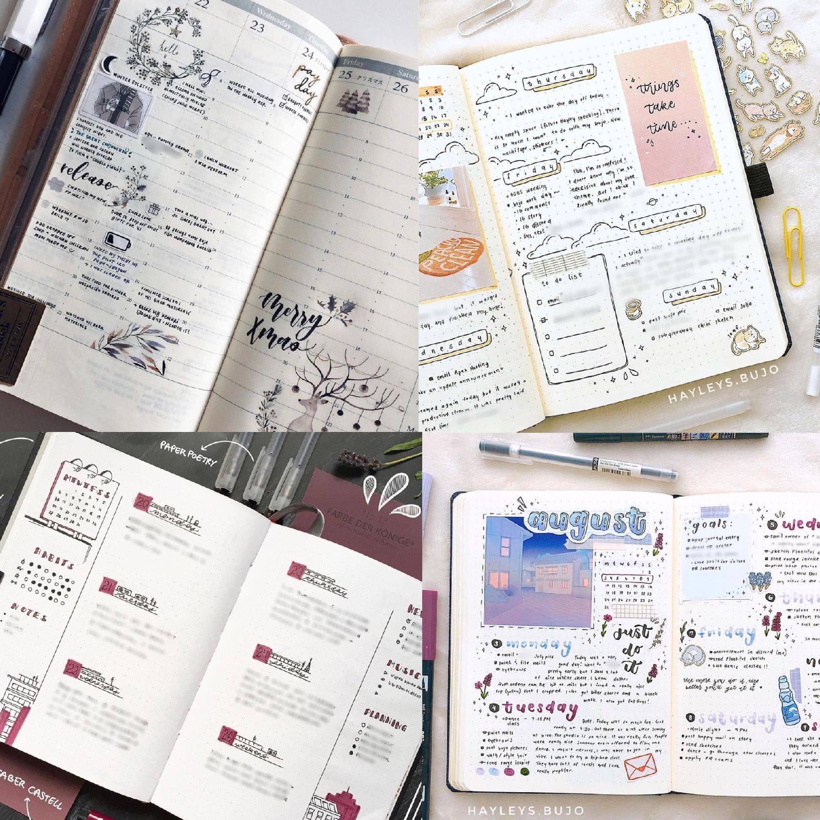 weekly-bullet-journal-main