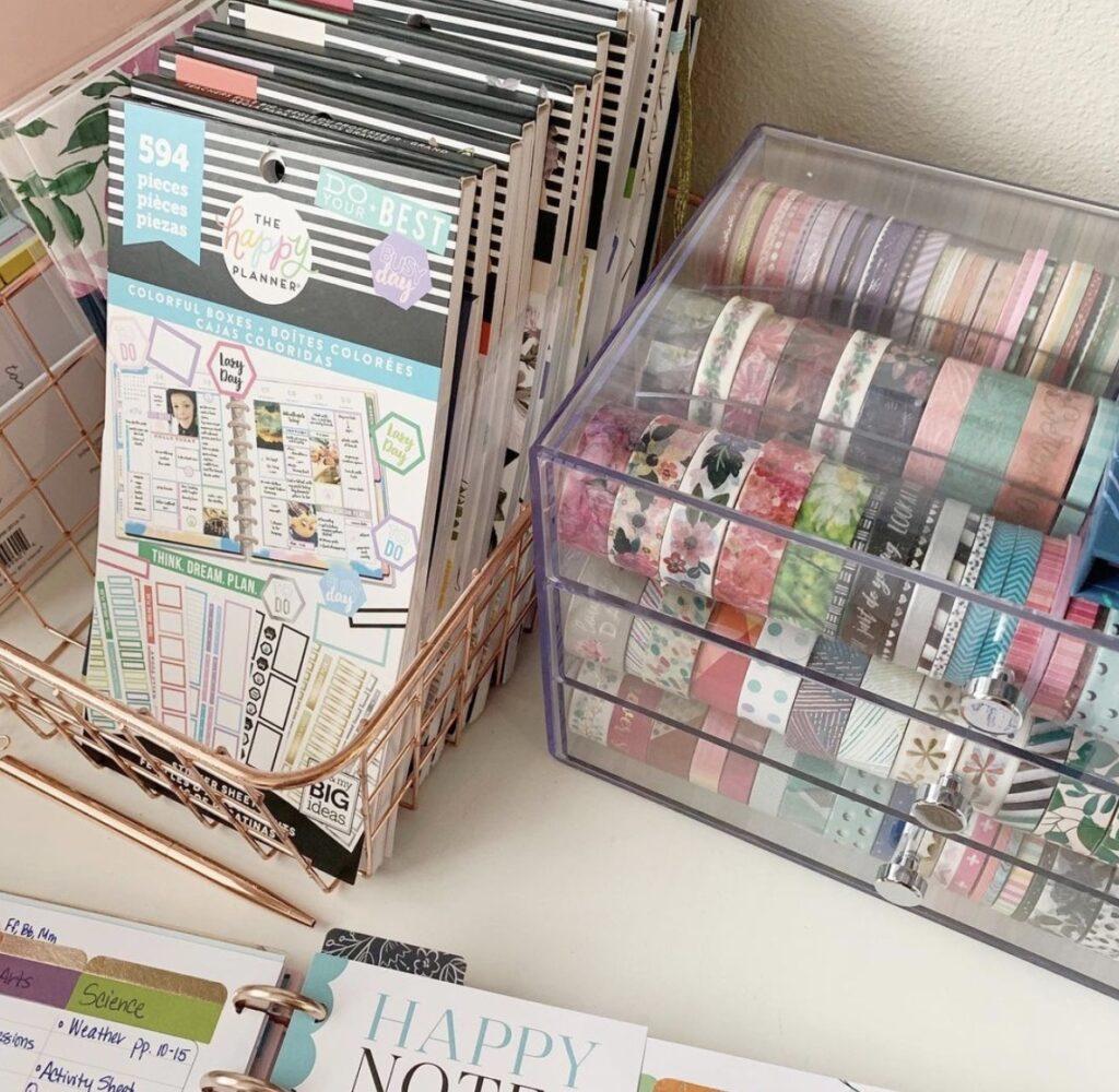 wired-rack-sticker-storage-prettypaperjourney