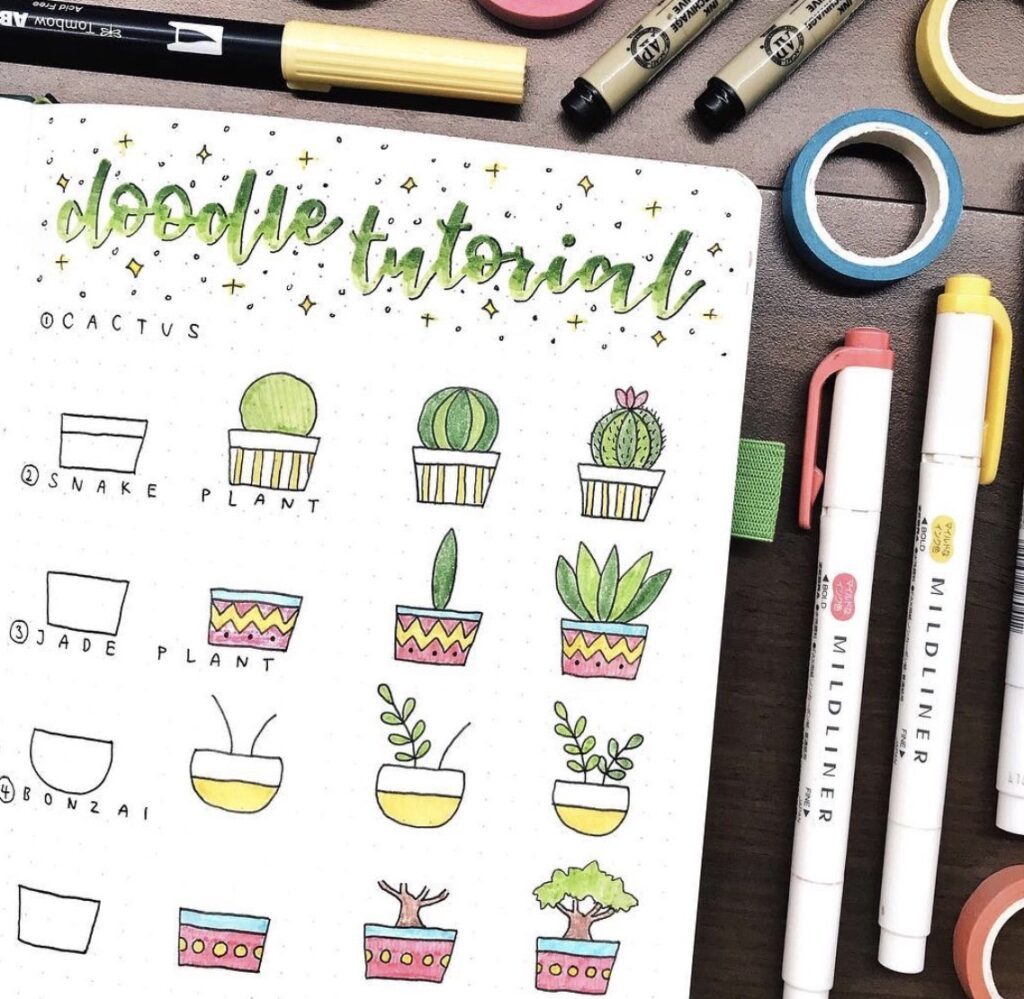 cactus-doodles-how-to-elisestudies