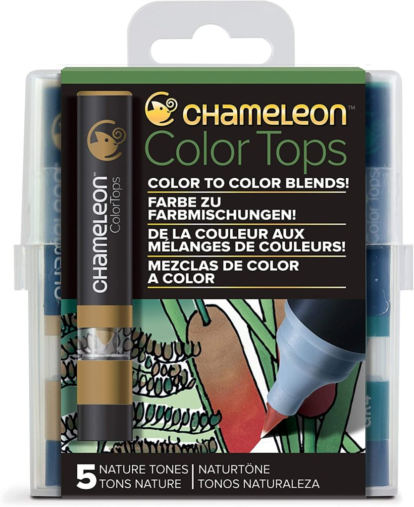 chameleon-art-markers-for-coloring