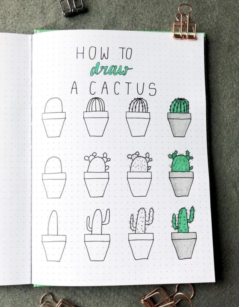 how-to-draw-cactus-artworkbystrand