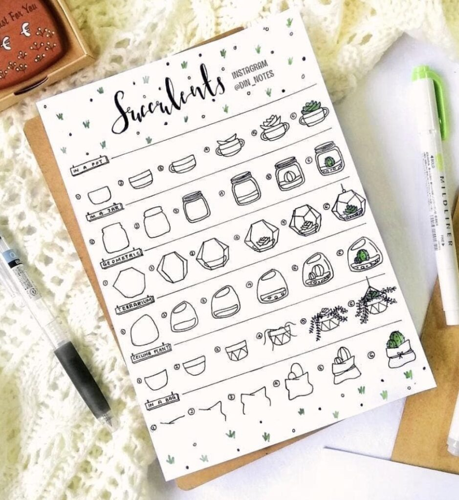 succulents-for-you-dinnotes