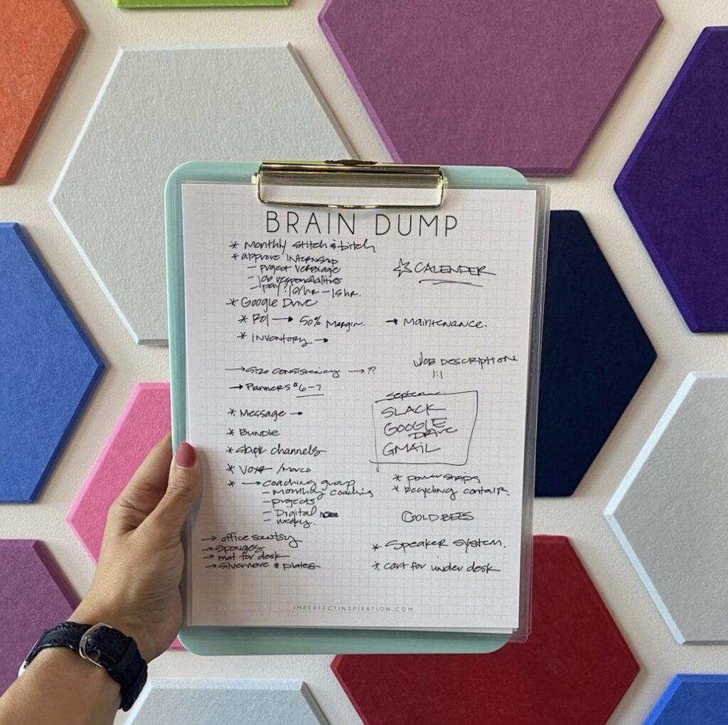 notepad-brain-dump-imperfectinspiration